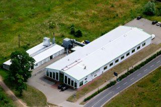 Kopie von Luftaufnahme Möbelwerkstätten 2004