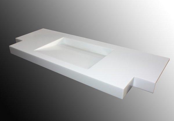 Sonderbau tria picollo kiebitzberg for Designer tischplatten