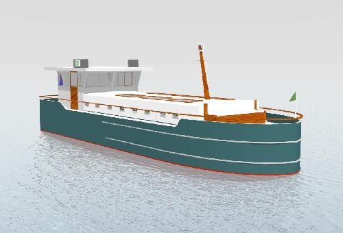 Wohnschiff Kiebitzberg 14 95
