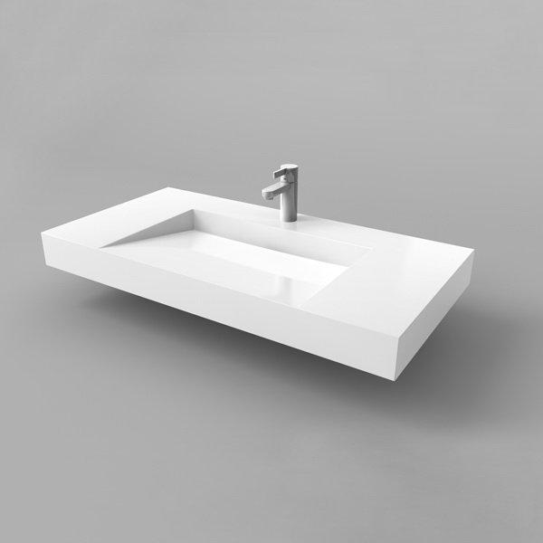 Waschtische - Kiebitzberg® | {Waschbecken design eckig 1}