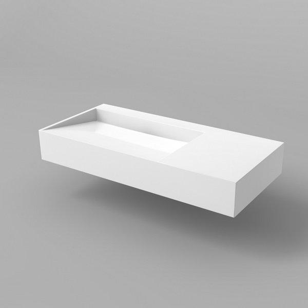 Designer waschtisch tria piccolo iv kiebitzberg for Designer waschtisch