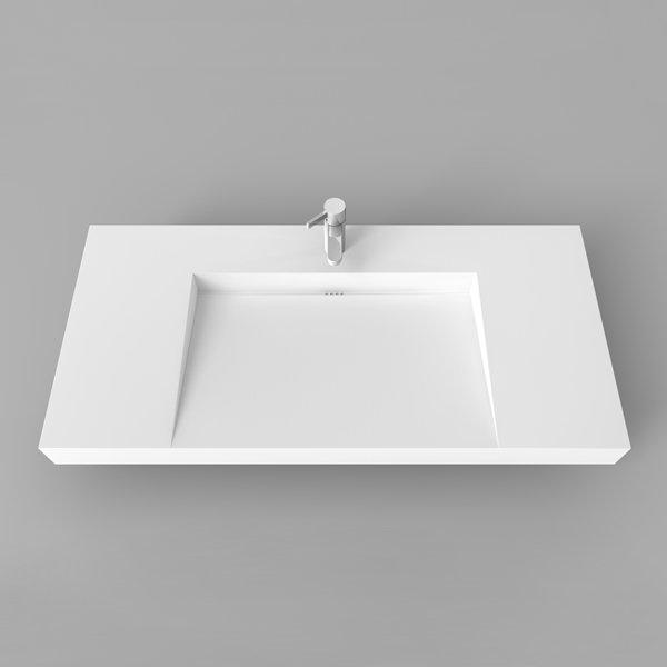 Design waschtisch mit elegant design waschtisch aus eiche for Wohndesign 2012