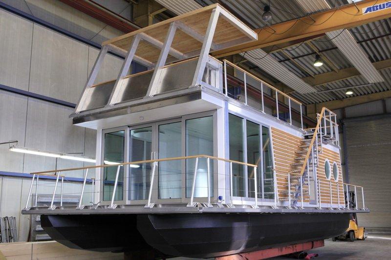 wohnboot keywest kiebitzberg. Black Bedroom Furniture Sets. Home Design Ideas