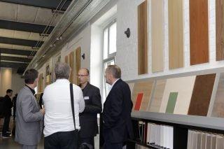 Tischlerei Ausstellung Leipzig Baumwollspinnerei