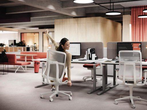 Büromöbel Bestuhlung: Bürostuhl Wilkhahn AT